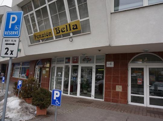 Hotel foto 's: Penzion Bella