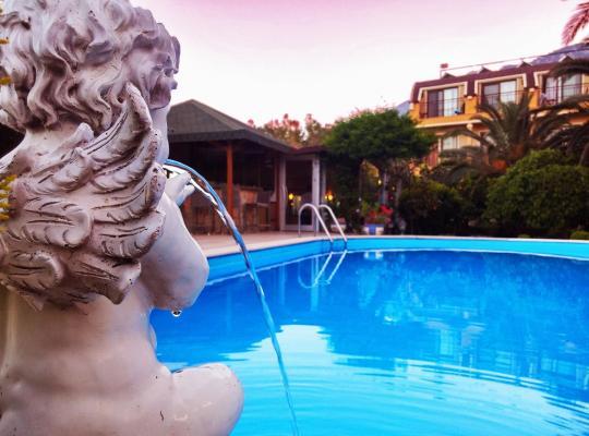 Хотел снимки: Papirus Hotel