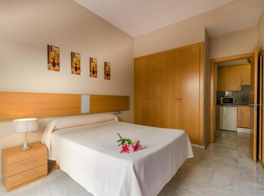 Хотел снимки: Apartamentos Turísticos Covadonga