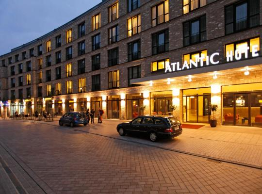 Otel fotoğrafları: Atlantic Hotel Lübeck