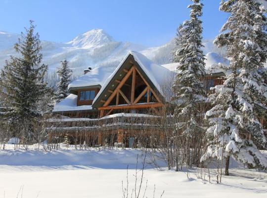 Hotel fotografií: Vagabond Lodge at Kicking Horse