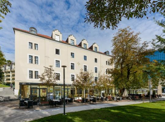 Viesnīcas bildes: Hotel Zagreb - Health & Beauty