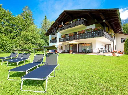 Fotos de Hotel: Gästehaus Buchenhof