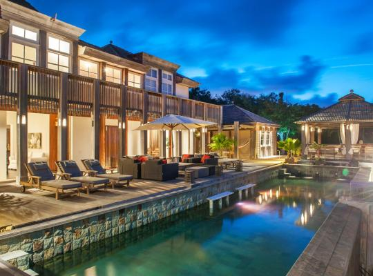 酒店照片: Villa L'Oasis