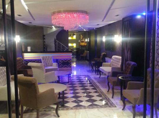 Фотографии гостиницы: Taksim Palmiye Hotel