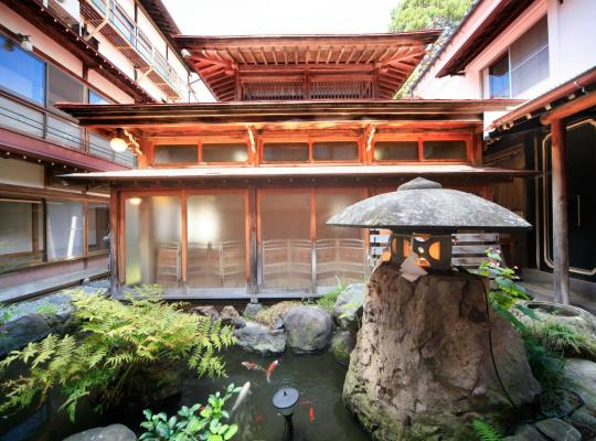 Hotel photos: Yudanaka Seifuso