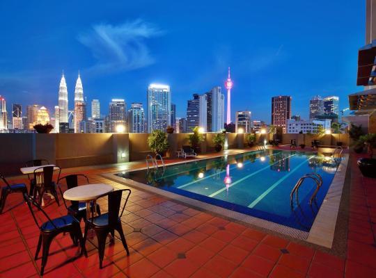 Хотел снимки: The Regency Hotel Kuala Lumpur