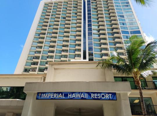 Fotos do Hotel: Imperial Hawaii Resort at Waikiki