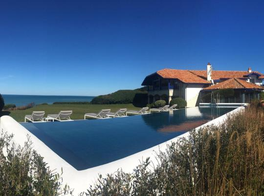 Фотографії готелю: Villa L'Arche