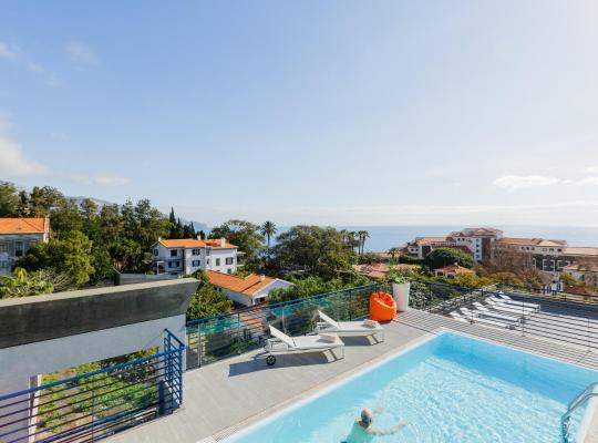 Фотографии гостиницы: Terrace Mar Suite Hotel