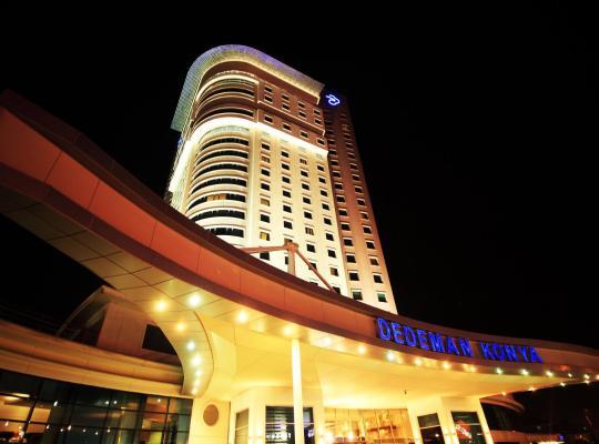 Hotellet fotos: Dedeman Konya Hotel Convention Center