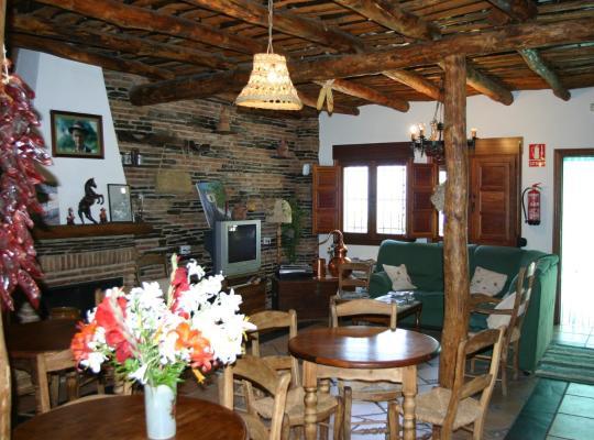 酒店照片: Hostal Rural Las Terrazas de la Alpujarra