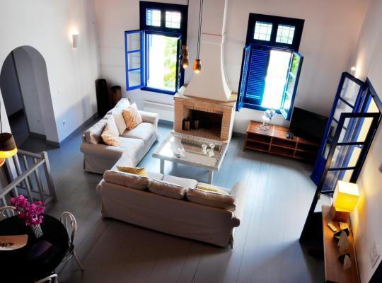 תמונות מלון: Villa Throumbi