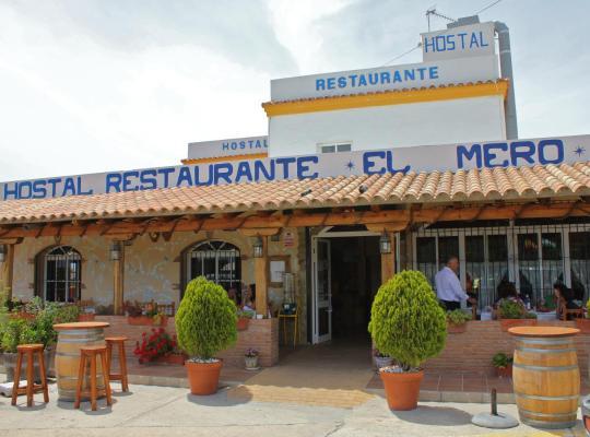Képek: Hostal Cafeteria El Mero