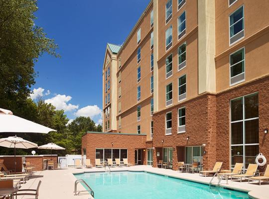 Фотографии гостиницы: Hampton Inn & Suites Charlotte Arrowood