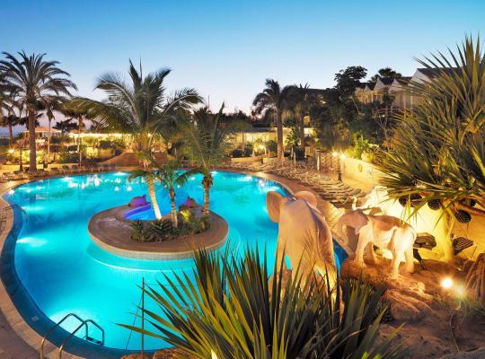 Хотел снимки: Gran Oasis Resort