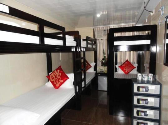 รูปภาพจากโรงแรม: Paris Guest House (D2, 10/F)