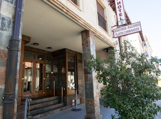 호텔 사진: Hotel El Roble