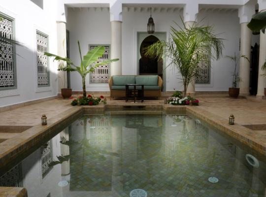 Хотел снимки: Riad Les Hibiscus