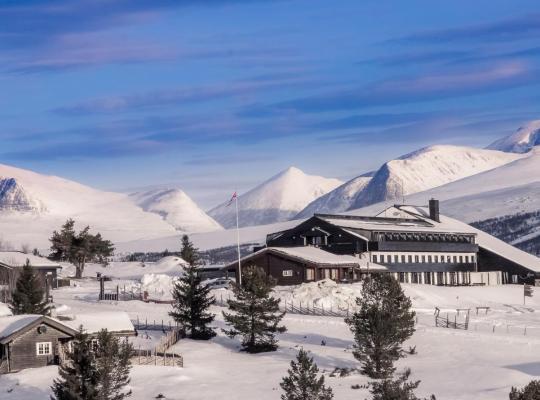 Hotel fotografií: Hotel Rondablikk