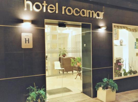 Hotel bilder: Hotel Roca-Mar