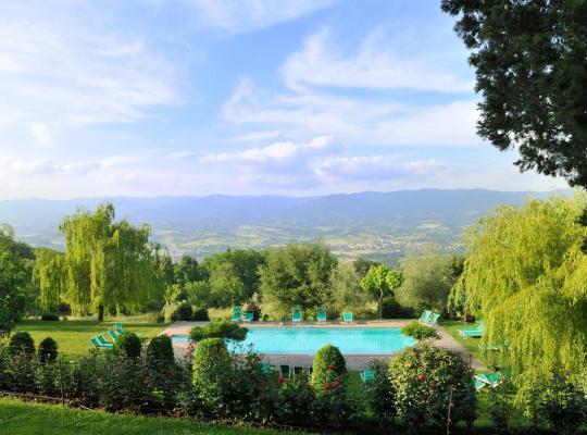 酒店照片: Villa Campestri Olive Oil Resort