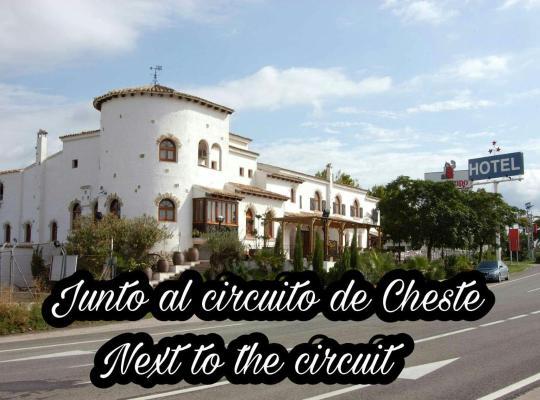 Hotel foto 's: Hotel La Carreta