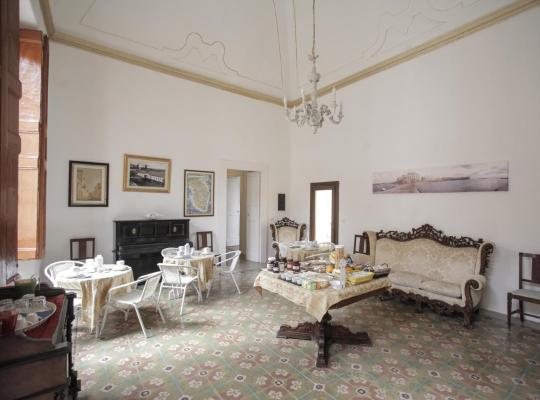 Φωτογραφίες του ξενοδοχείου: B&B Palazzo Balsamo