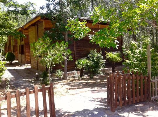 Φωτογραφίες του ξενοδοχείου: Camping Alpujarras