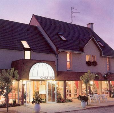 酒店照片: Logis Chez Bach
