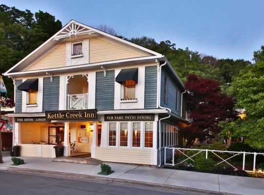 Фотографії готелю: Kettle Creek Inn