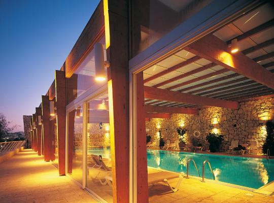 Fotos do Hotel: Isrotel Ramon Inn Hotel