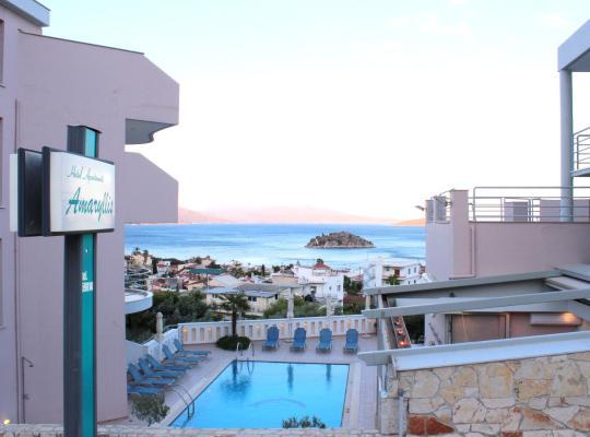 Hotellet fotos: Amaryllis Hotel Apartments