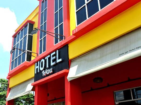 Хотел снимки: Wau Hotel & Cafe