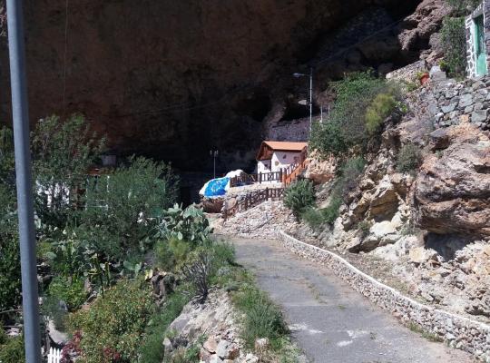 รูปภาพจากโรงแรม: Casa Cueva Manuel y María