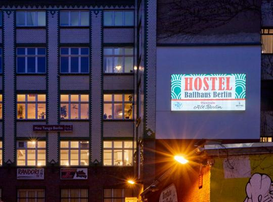 Hotelfotos: Ballhaus Berlin Hostel