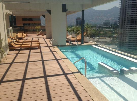 Hotel photos: In Out Apartments Las Condes