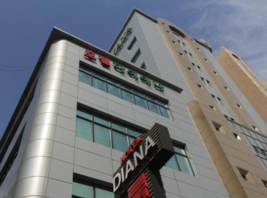 Fotos de Hotel: Gwangmyeong Diana Hotel