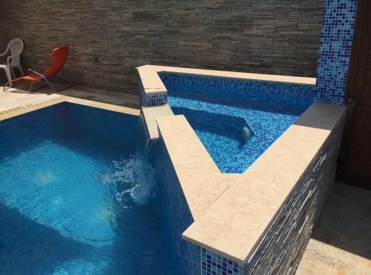 Fotos de Hotel: Pervolia beach houses