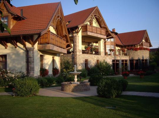 Ảnh khách sạn: Palazzo Wellness Villa