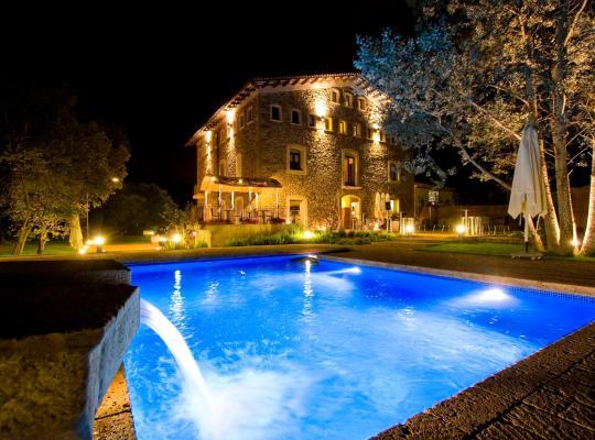 Képek: Molí Blanc Hotel
