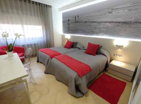 Otel fotoğrafları: Hotel Vila da Guarda