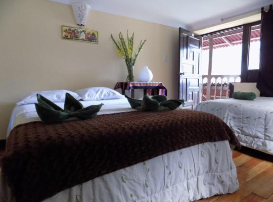 Hotellet fotos: Janaxpacha Hostel