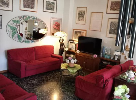 Viesnīcas bildes: Albergo Le Rose