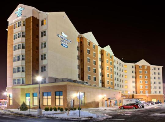 Viesnīcas bildes: Homewood Suites by Hilton East Rutherford - Meadowlands, NJ