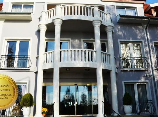 Φωτογραφίες του ξενοδοχείου: Duna Relax & Event Hotel
