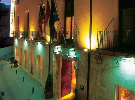 Фотографии гостиницы: Palacio de Tudemir Boutique Hotel
