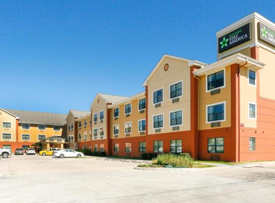 รูปภาพจากโรงแรม: Extended Stay America - Houston - Med. Ctr. - Greenway Plaza