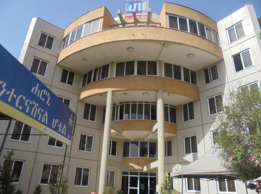 Хотел снимки: Haroni International Hotel
