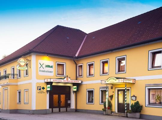Хотел снимки: Gasthof Mandorfer